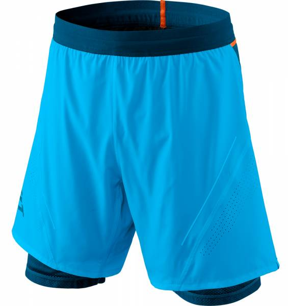 Dynafit Alpine Pro 2in1 Shorts Herren Trailrunning-Short frost
