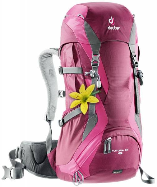 Deuter Futura 24 SL Women blackberry-magenta
