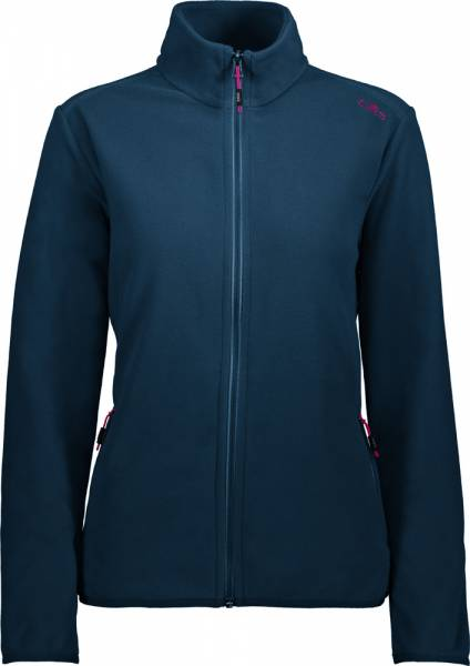 CMP Fleece Jacket Women b.blue/inchiostro