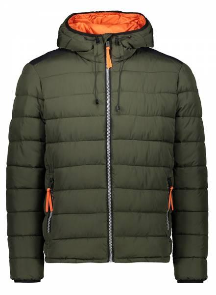 CMP Jacket Fix Hood Herren Isolationsjacke oil green (30K3047)