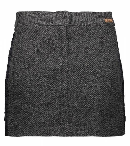 CMP Skirt Damen Freizeitrock antracite mel. (30M2596)