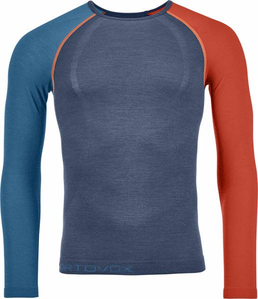 Ortovox 120 Comp Light Long Sleeve Men night blue