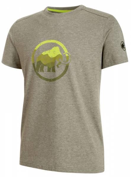 Mammut Trovat T-Shirt Men iguana melange