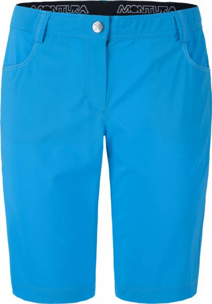 Montura Stretch 2 Bermuda-Short Women turchese