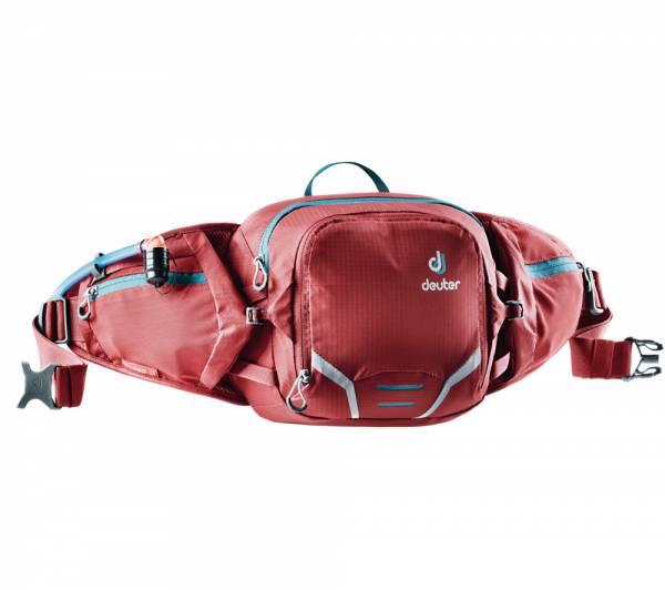 Deuter Pulse 3 cranberry Hüfttasche