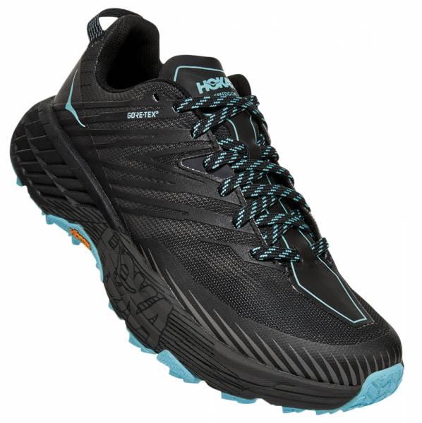 Hoka Speedgoat 4 GTX Women Trailrunningschuh anthracite/dark gull grey