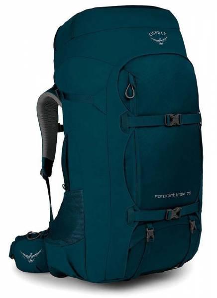 Osprey Farpoint Trek 75 Trekkingrucksack petrol blue
