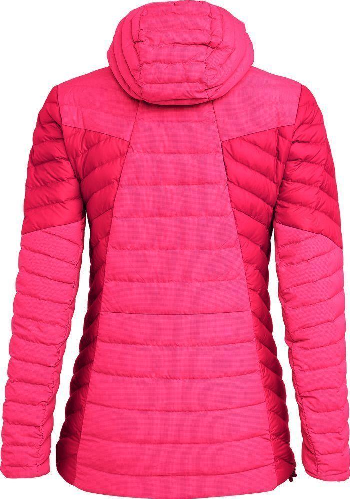 reputable site 4364a 2ee21 Salewa Ortles Light 2 Down Hood Jacket Women Jacke rose red