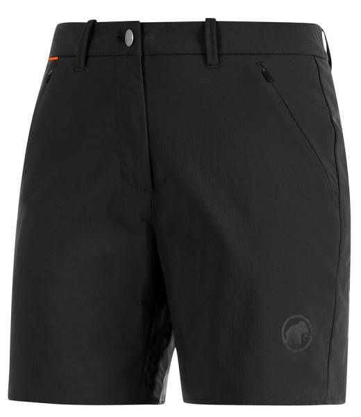 Mammut Hiking Shorts Damen Bergshort black