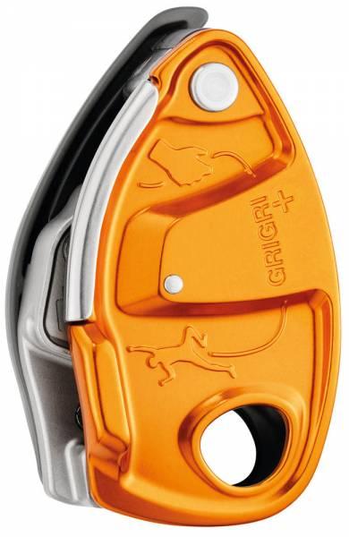 Petzl GriGri+ Sicherungsgerät orange