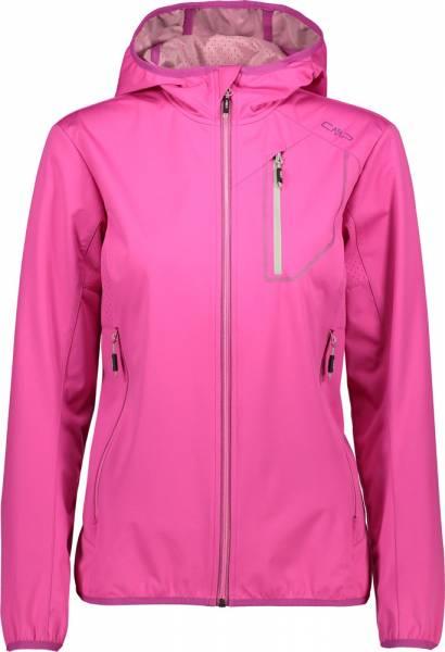CMP Fix Hood Jacket Women Softshelljacke hot pink