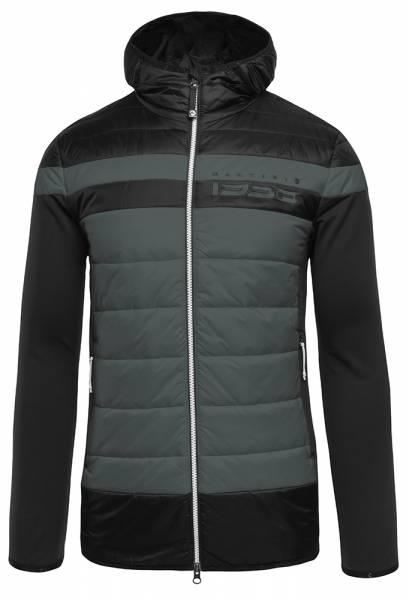 Martini Sportswear Monterosso Herren Midlayer steel/black