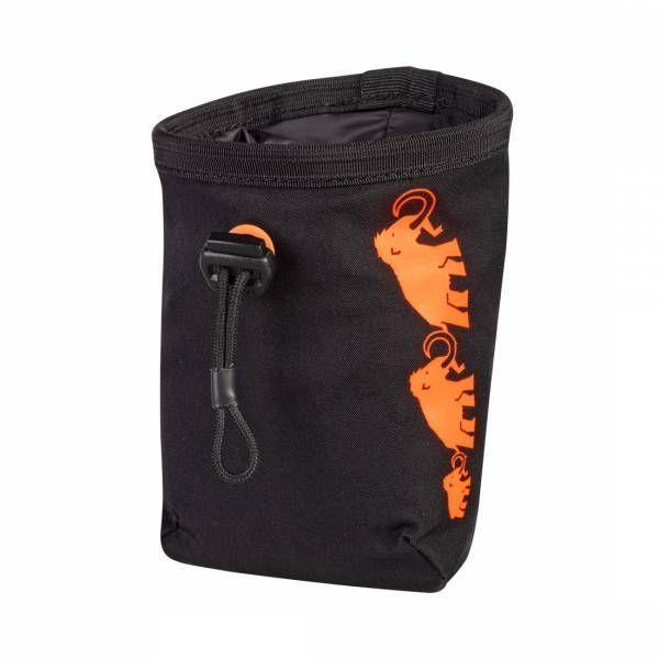 Mammut First Crag Kinder Chalk Bag black