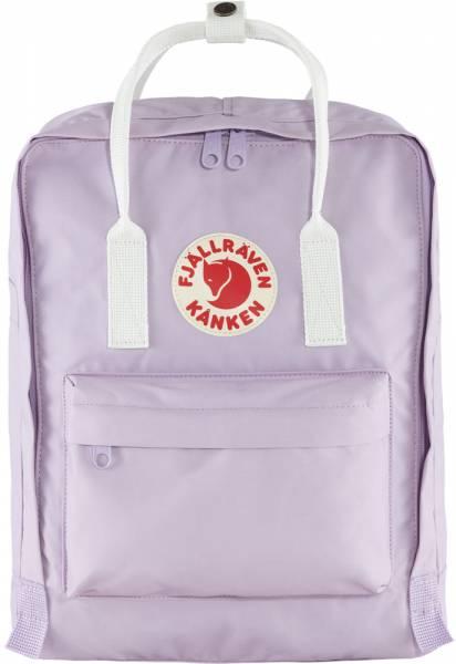 Fjällräven Kanken Rucksack pastel lavender - cool white