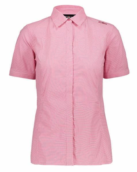 CMP Shirt Women Kurzarmhemd bouganville-bianco (30T9996)