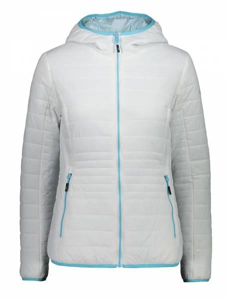CMP Reverse Fix Hood Jacket Damen Isolationsjacke bianco (31Z5416)