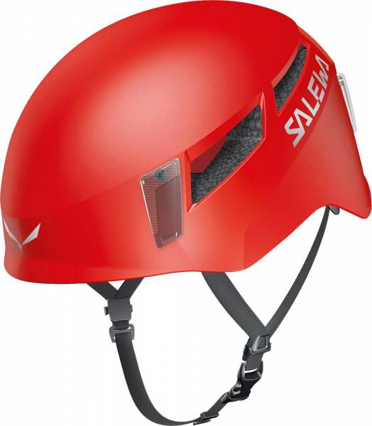 Salewa Pura red Kletterhelm