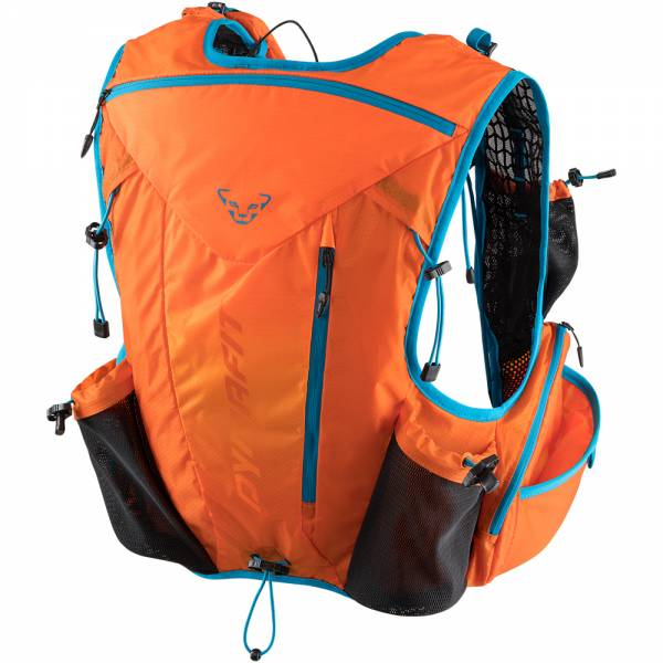 Dynafit Enduro 12 Laufrucksack orange / methyl blue