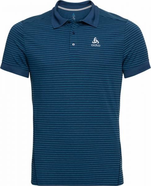 Odlo Nikko Dry Polo Shirt S/S Men blue aster