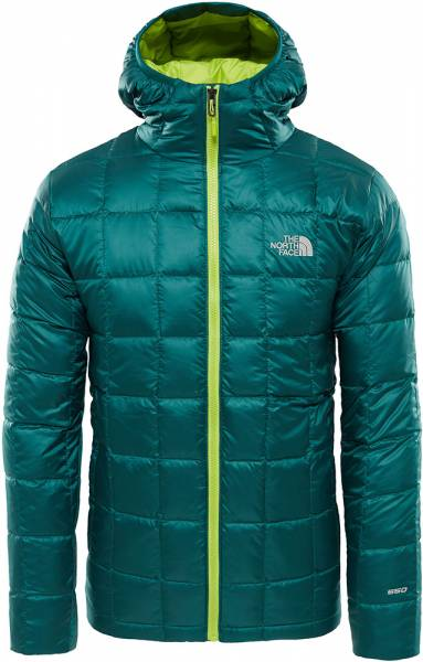 The North Face Men's Kabru Hooded Down Jacket ab 119,99