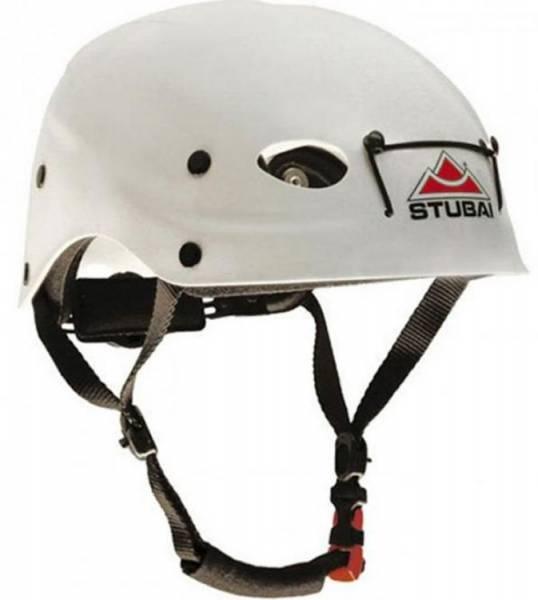 Stubai Fuse Light weiß Kletterhelm