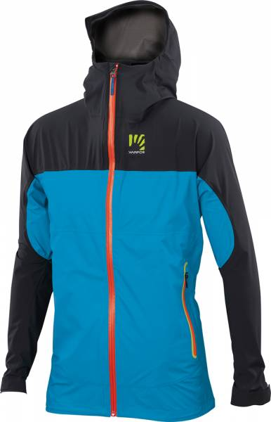Karpos Vetta Evo Jacket Men Hardshelljacke blue jewel/dark grey