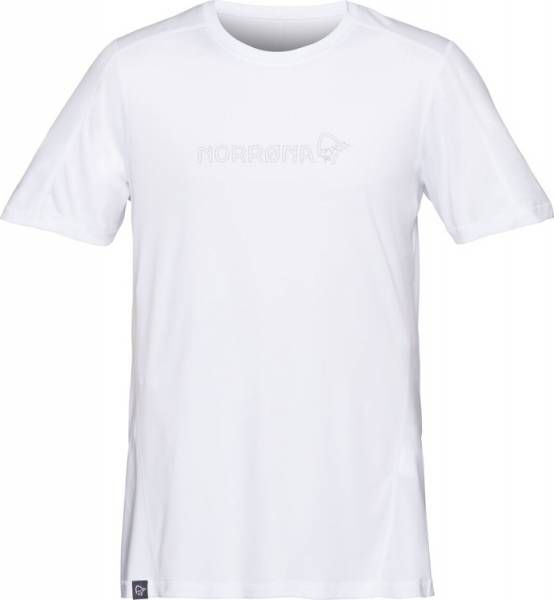 Norrona /29 tech T-Shirt Men white