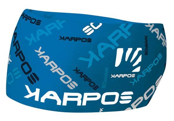 Karpos Lavaredo Headband Unisex Stirnband indigo bunting