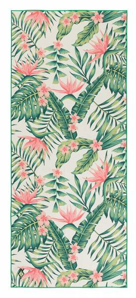 Nomadix Palms Pink Towel Handtuch pink single sided