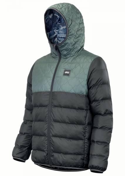 Picture Scape Jacket Herren Isolationsjacke black lychen green