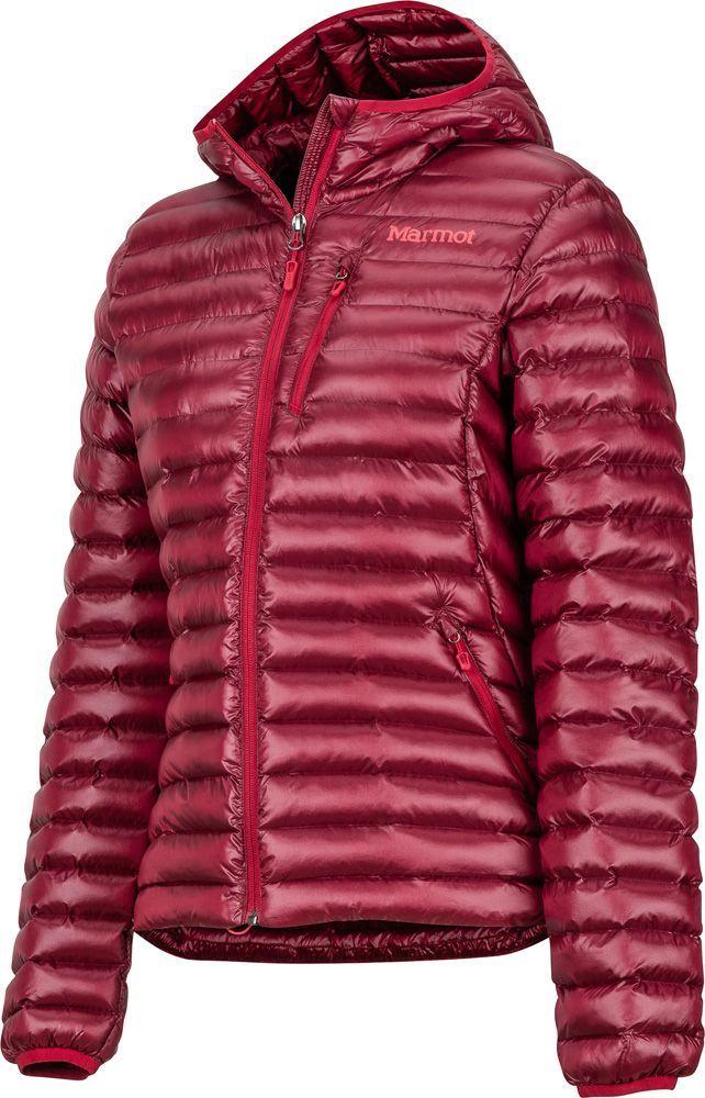 Marmot Avant Featherless Hoody Women Isolationsjacke sienna red