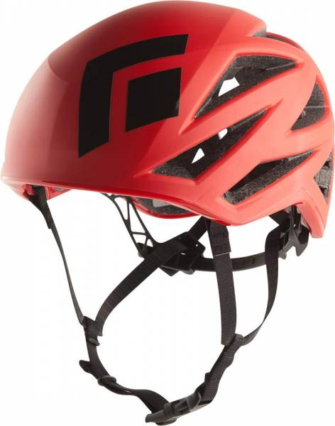 Black Diamond Vapor fire red Kletterhelm