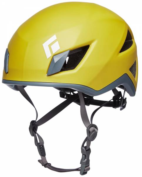Black Diamond Vector sulphur anthracite Kletterhelm