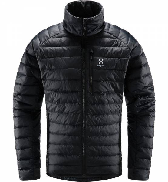 Haglöfs Spire Mimic Jacket Herren Isolationsjacke true black