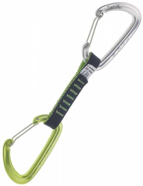 Camp Orbit Wire Express 11 cm (grün/grau)