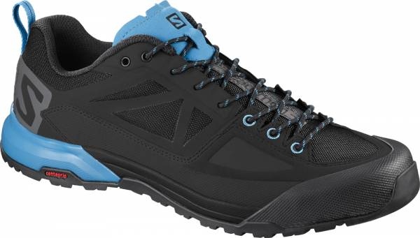 Salomon X Alp Spry Men black/magnet/hawaiian surf Bergschuh