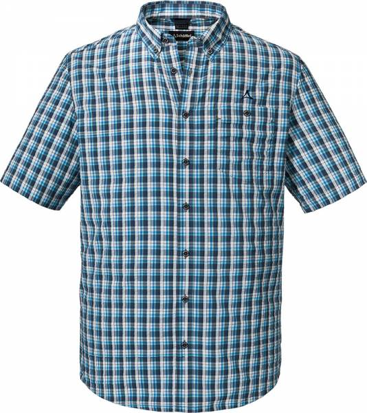Schöffel Shirt Kuopio2 UV SH Men Funktionshemd directoire blue