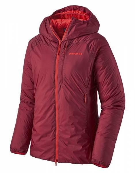 Patagonia DAS Light Hoody Damen Isolationsjacke roamer red