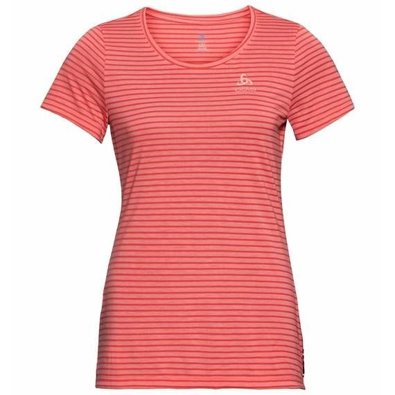Odlo Concord Element T-Shirt S/S Crew Neck Women lantana