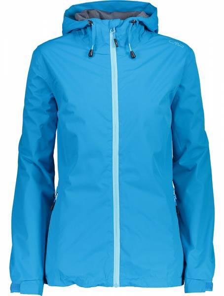 CMP Rain Fix Hoody Jacket Damen Regenjacke ibiza (39X6636)