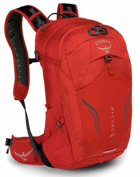 Osprey Syncro 20 O/S Wanderrucksack firebelly red