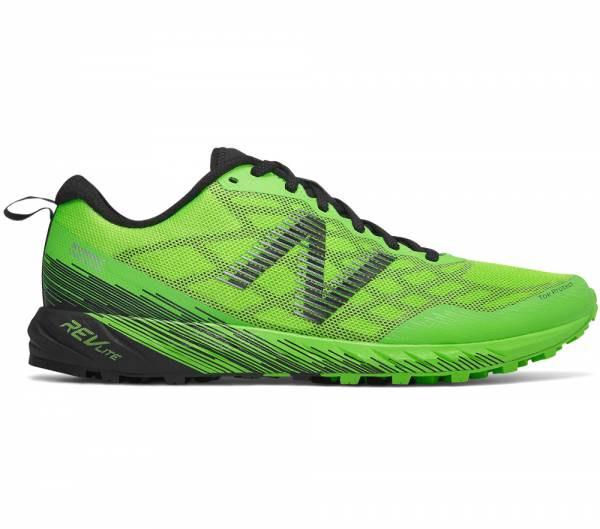New Balance Summit Unknown Men RBG Green/Black Trailrunningschuh