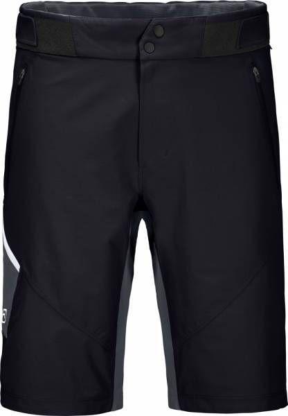 Ortovox Brenta Shorts Men black raven Hose