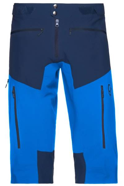 Norrona fjora flex1 Shorts Men indigo night/hot sapphire