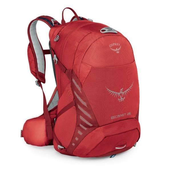 Osprey Escapist 25 Wanderrucksack Cayenne Red