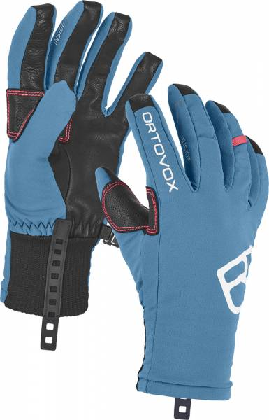 Ortovox Tour Glove Women Handschuhe blue sea