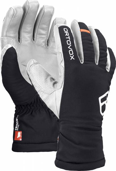 Ortovox Swisswool Freeride Glove Men Handschuhe black raven
