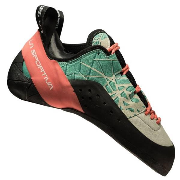 La Sportiva Kataki Women mint-coral Kletterschuh