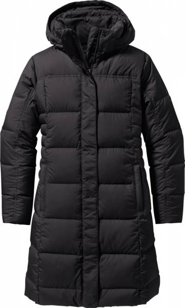 Patagonia Down With It Parka Women Mantel black