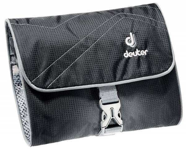 Deuter Wash Bag I black-titan Kulturbeutel